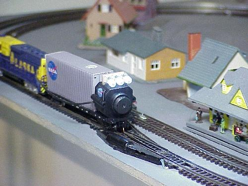 Finished TrainCam