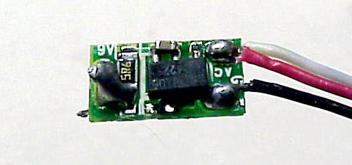 5 VDC Regulator