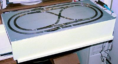 Track Layout—First Attempt